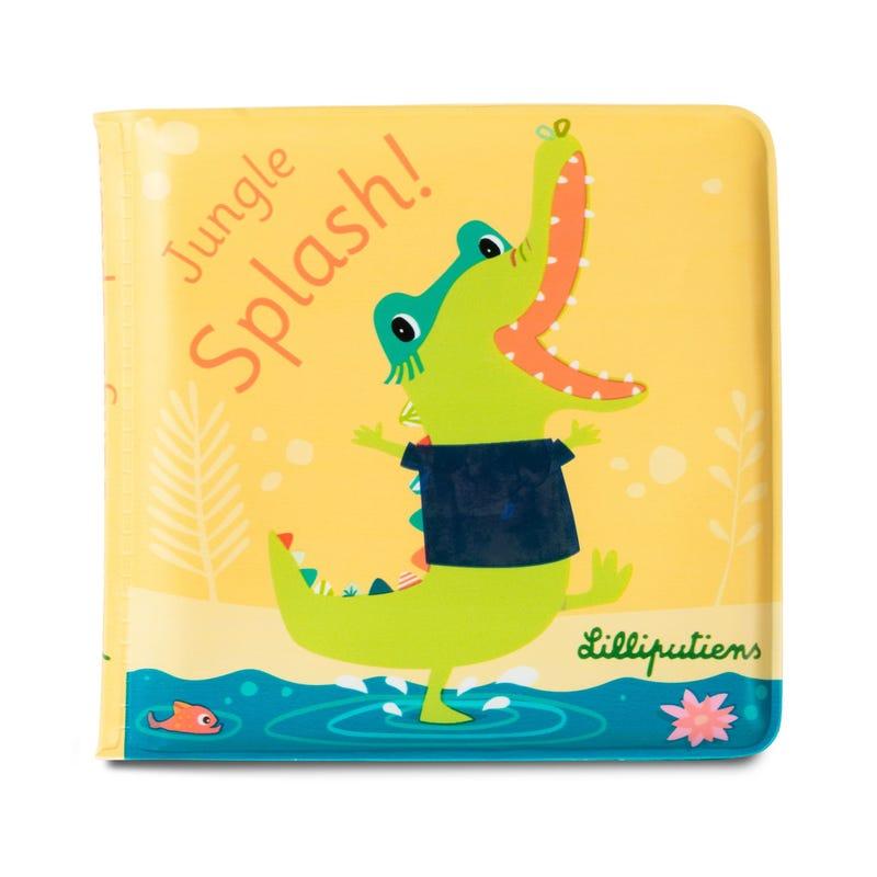 Livre Bain Anatole Aligatore