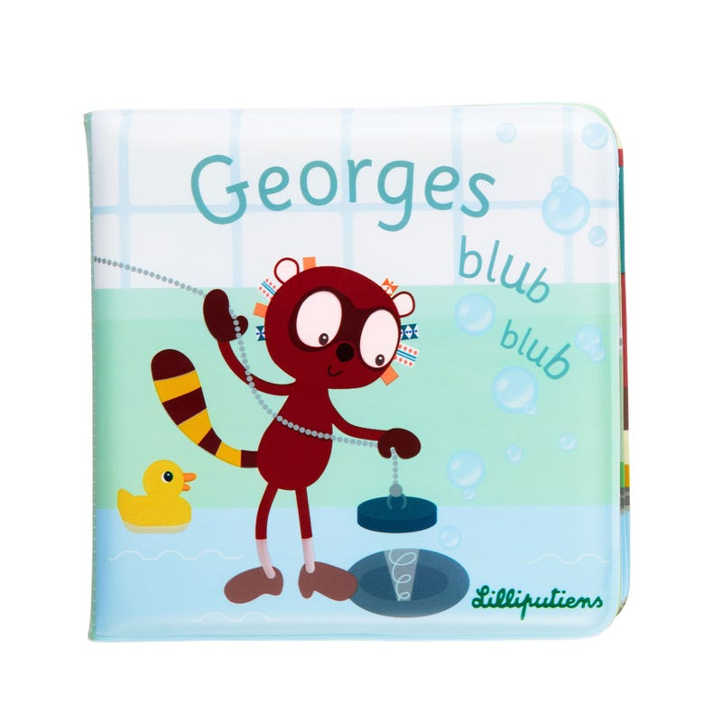 Livre Bain George