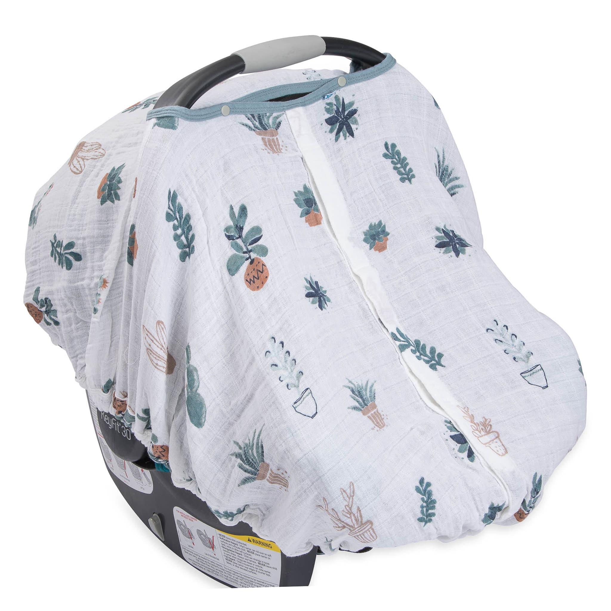 Car Seat Canopy Cactus Pots  sc 1 st  Clément & Little Unicorn Car Seat Canopy Cactus Pots - Clement