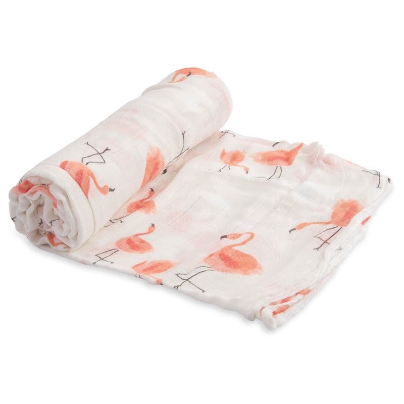 Deluxe Swaddle - Pink Ladies