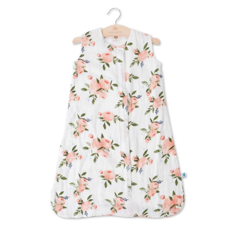 Muslin Nap Bag 6-12month - Flowers