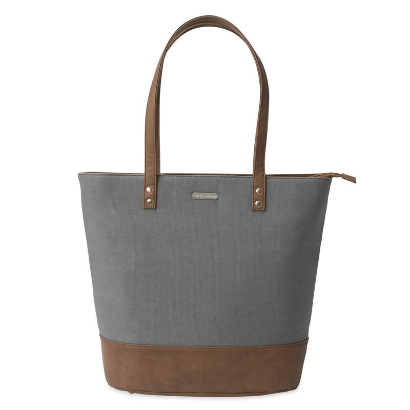 Boardwalk Tote - Gray