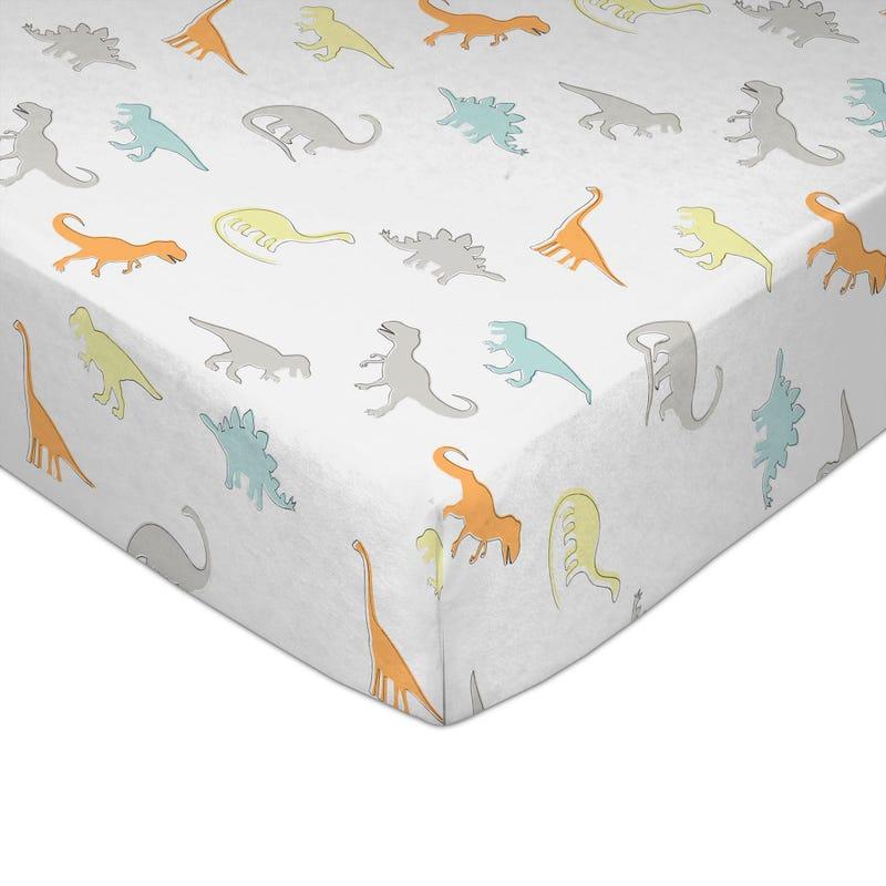 Drap Contour Bébé Dinosaure
