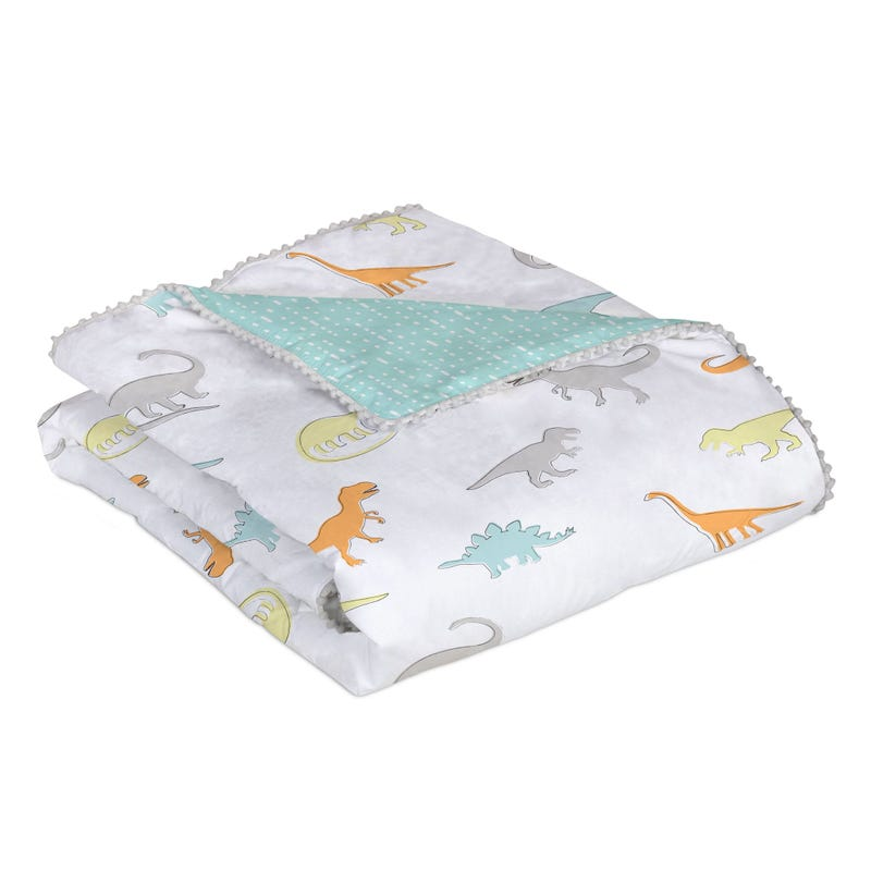 Quilted Comforter - Dino Land