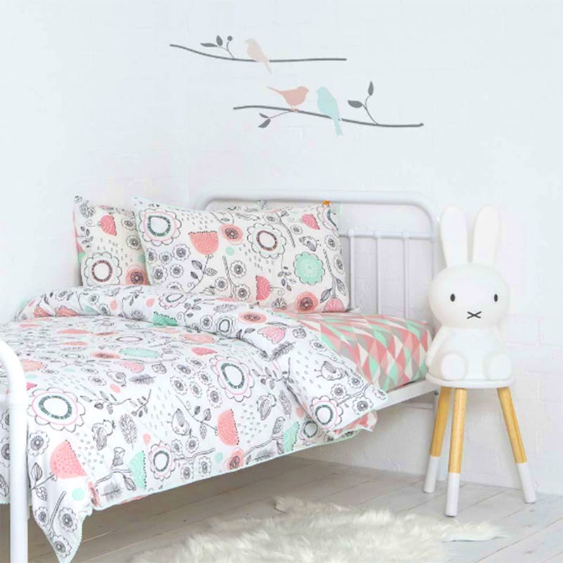 3-Piece Double/Queen Duvet Set - Sparrow