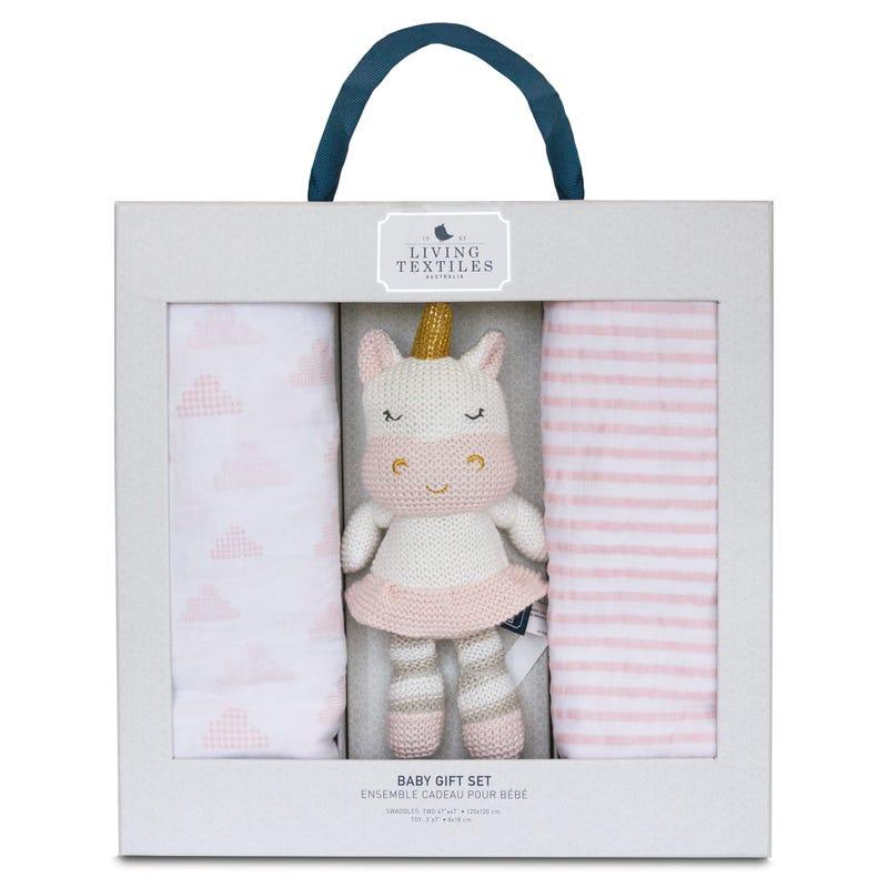 Baby Bento Gift Set - Kenzie Unicorn
