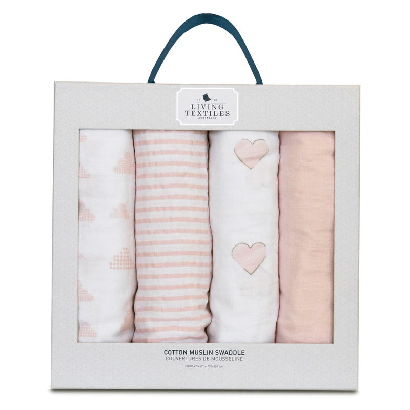 Bento Gift Set Blanket Set of 4