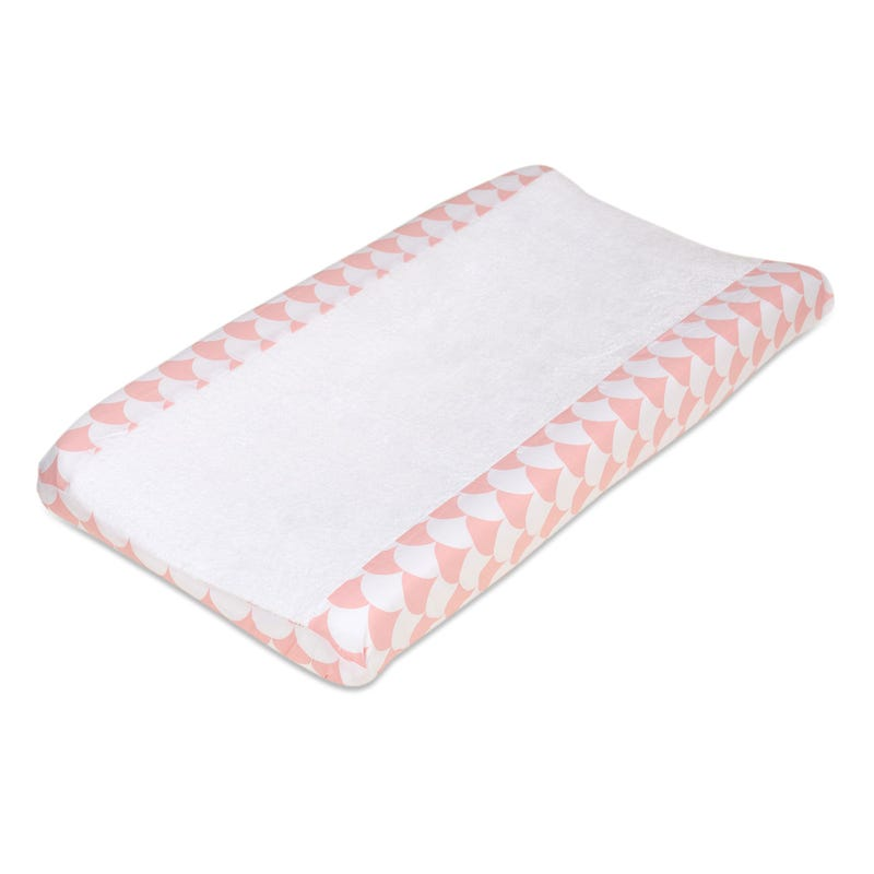 Changing Pad Cover - Kayden Pink