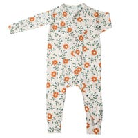 Pyjama Flower Vine 0-24mois