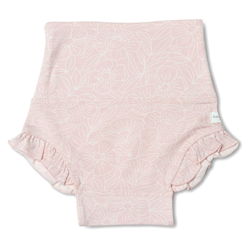 Sepia Rose Shorts 0-24m