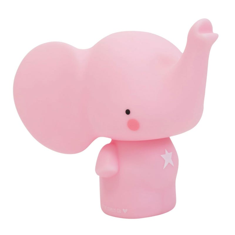 Banque Elephant Rose