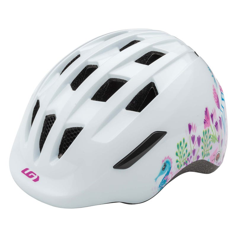 Bicycle Helmet Piccolo Kids - Seahorse