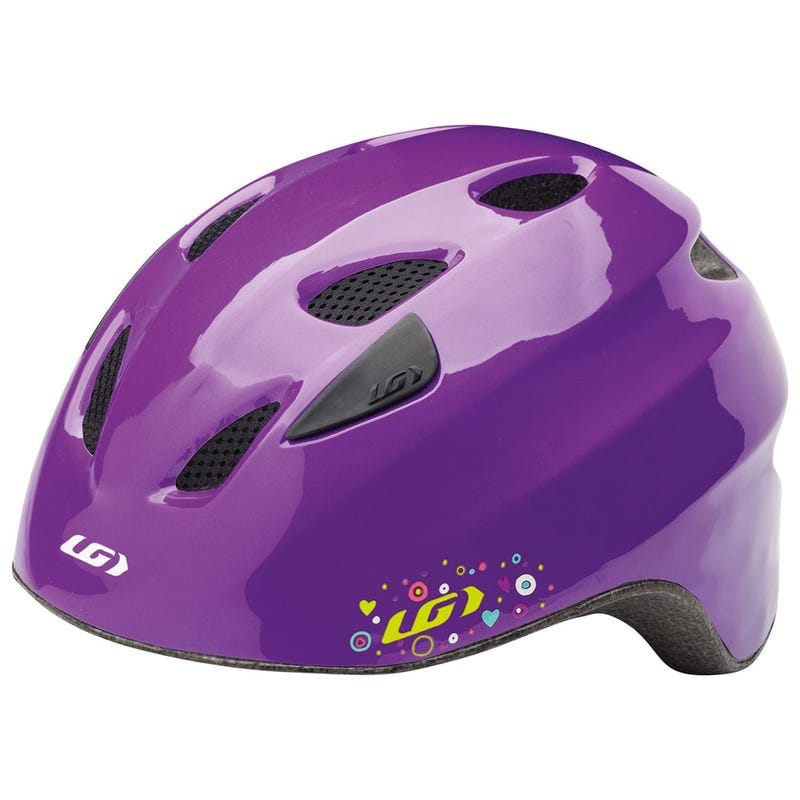 Brat Cycling Helmet - Purple