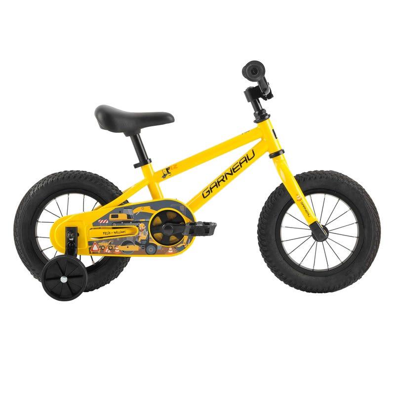 Bike F12 - Yellow Construction
