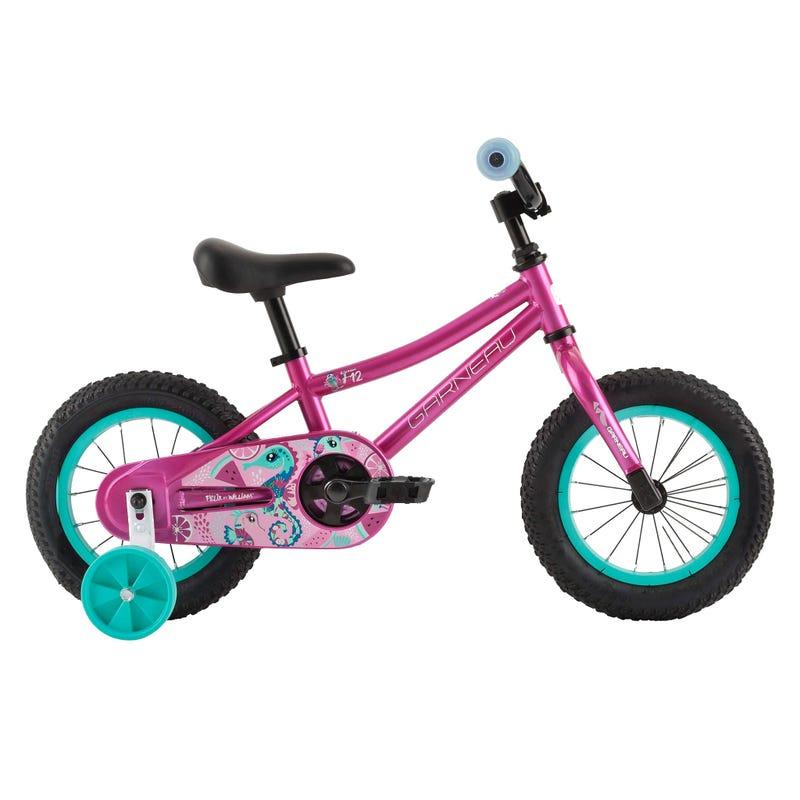 Bike F12 - Pink Seahorse
