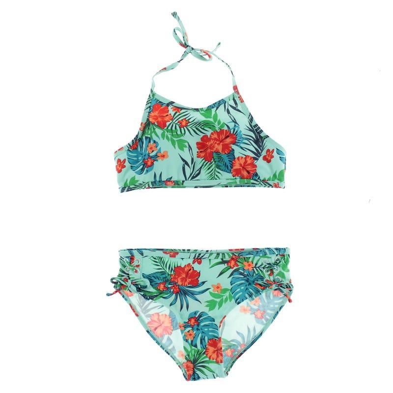 Bikini UV Hibiscus 7-14