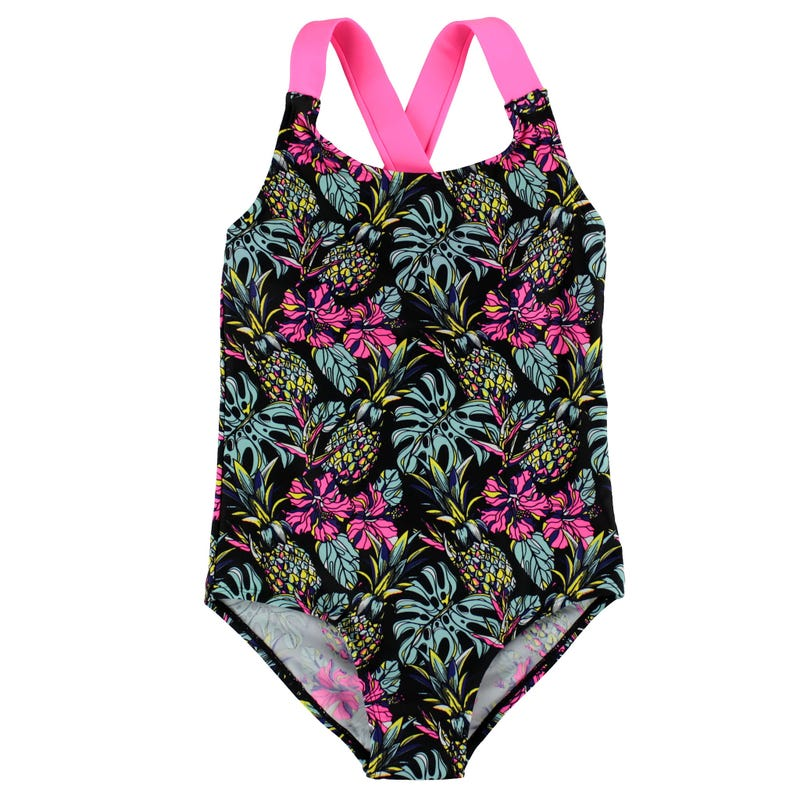 Pineapple Swimsuit 7-14