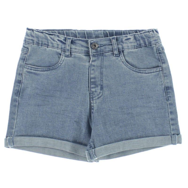 Short Jeans Tropique 7-14ans