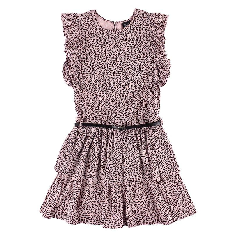 Tropic Dots Dress 7-14y