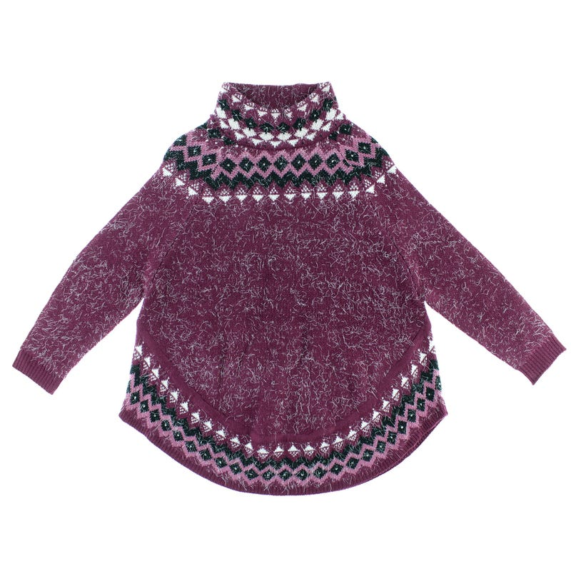 Pull Scandinave Charme 7-14ans