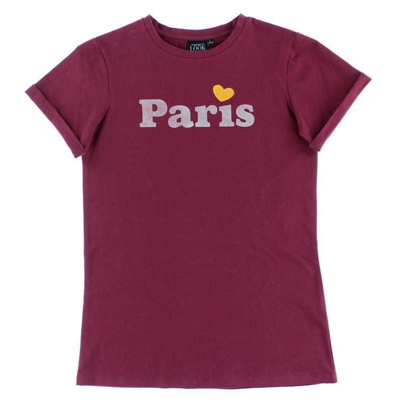 T-shirt Charme 7-14ans