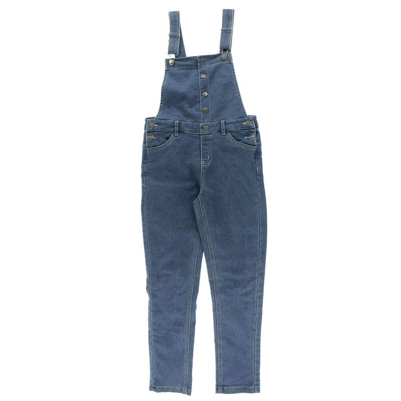 Charm Denim Overall 7-14y