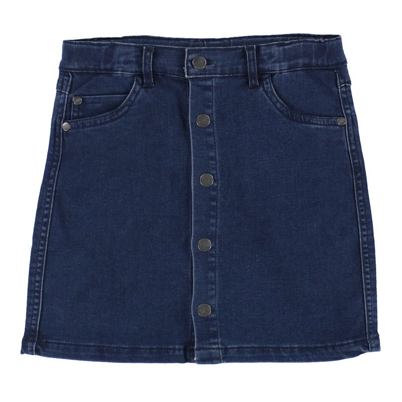 Cosy Cool Denim Skirt 7-14y