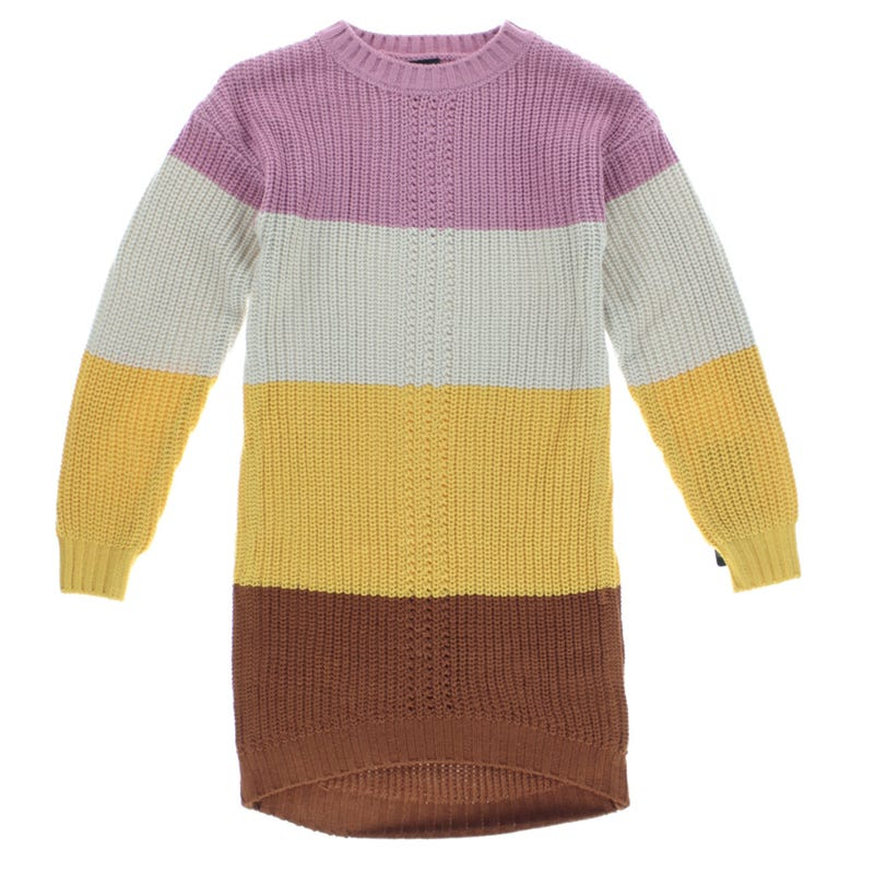 Cosy Cool Sweater Dress 7-14y