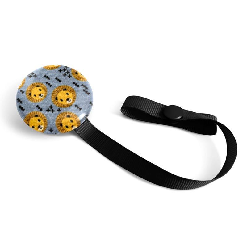 Pacifier Clip - Lions