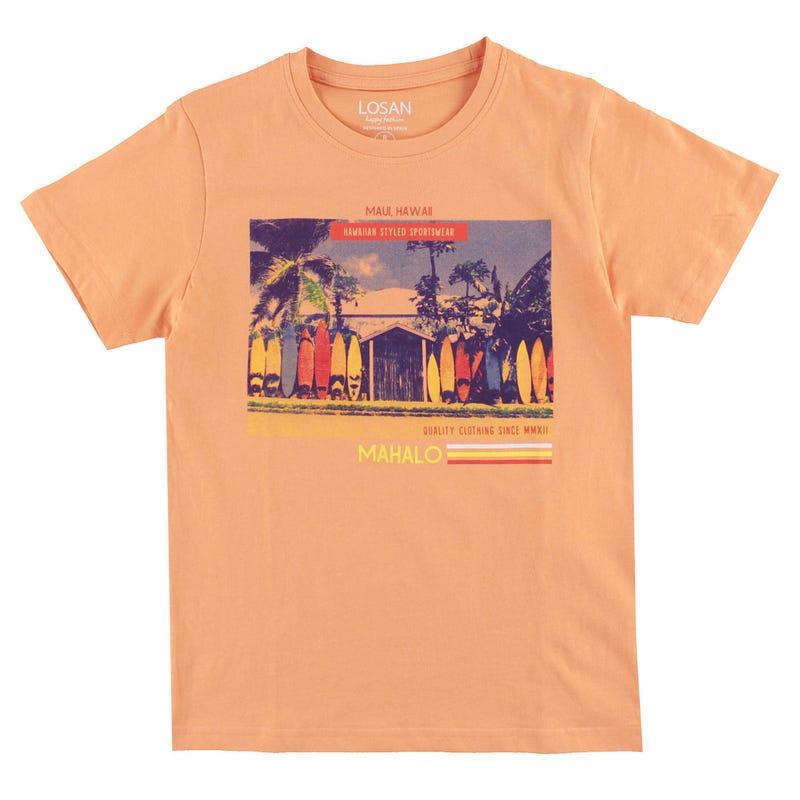 Beach T-shirt 8-16y