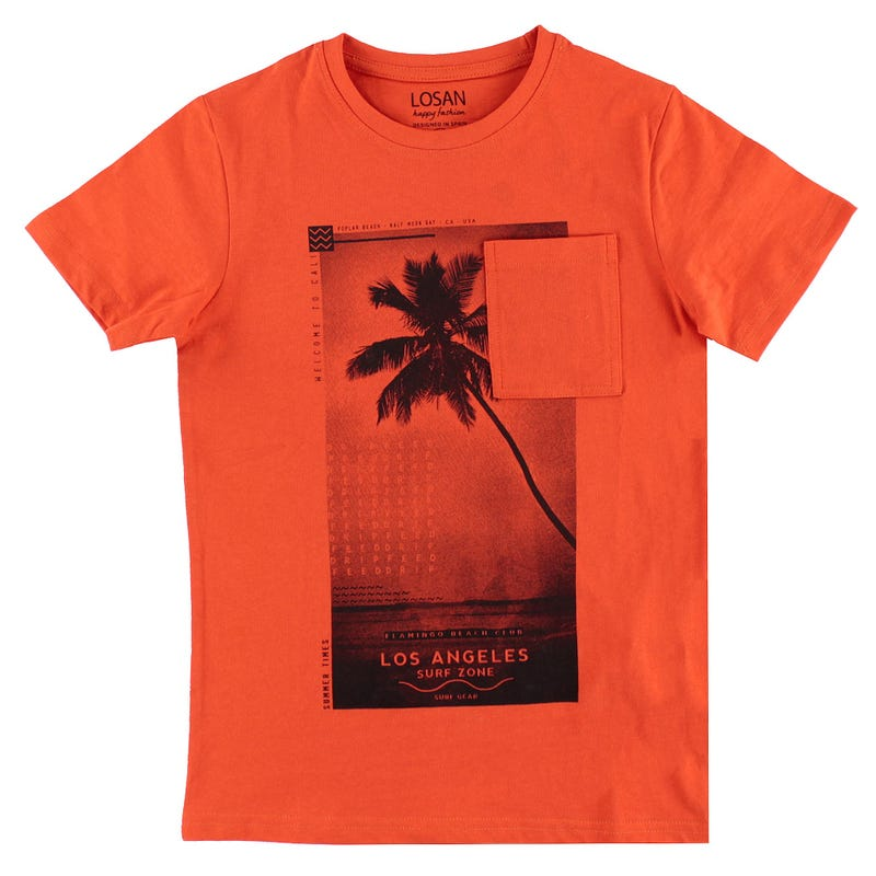 T-shirt Palm 8-16ans