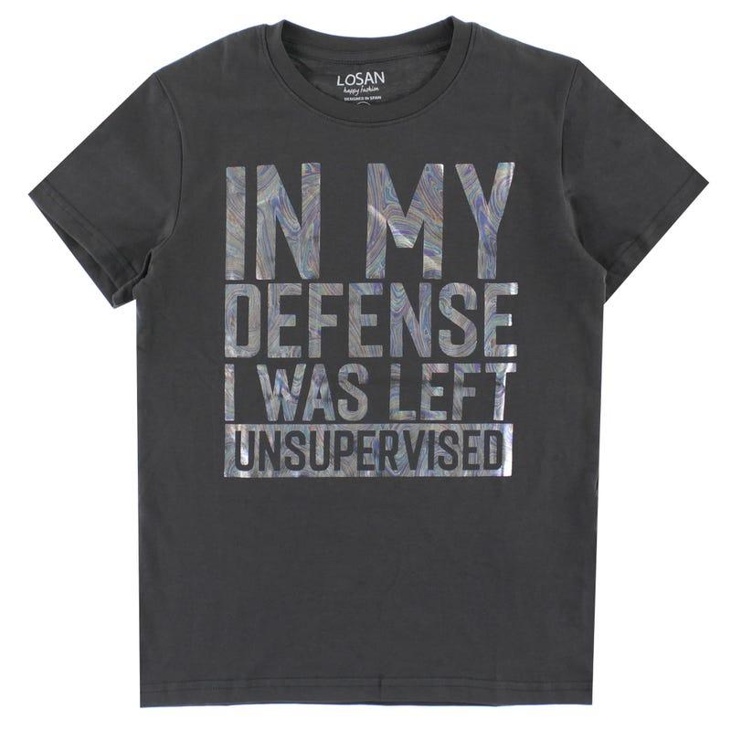 In My Defense T-shirt 8-16y