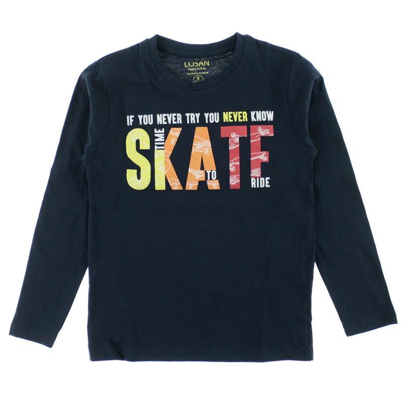 Skate T-shirt 8-16y