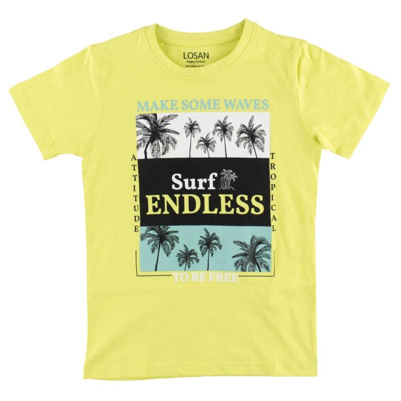 T-shirt Surf Endless 8-16ans