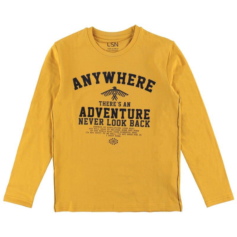 T-shirt Anywhere 8-14ans