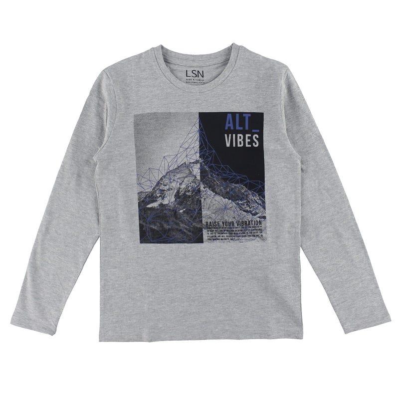 T-shirt Alt Vibes 8-16ans