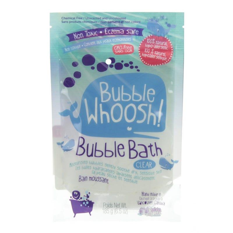 Bubble Whoosh Bubble Bath - Clear Hypo-allergenic