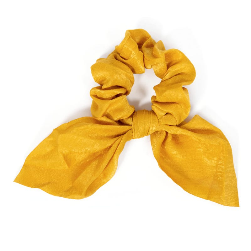 Hair Ribbon Scrunchie 4-7