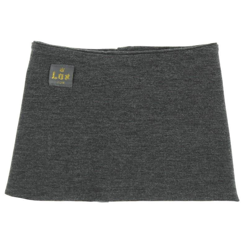 Grey PDR Neckwarmer 4-10y