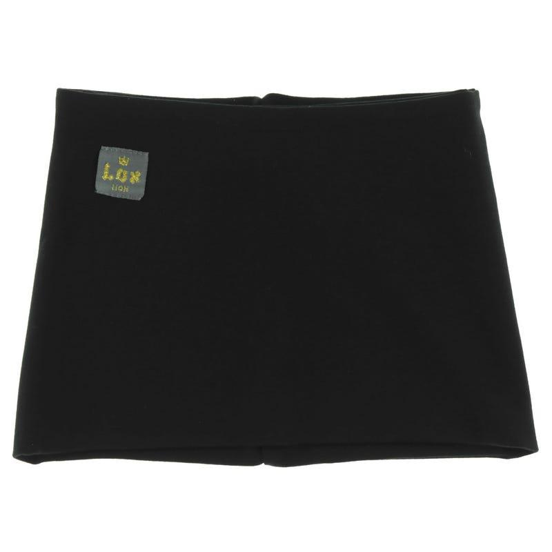 Black PDR Neckwarmer 0-3y