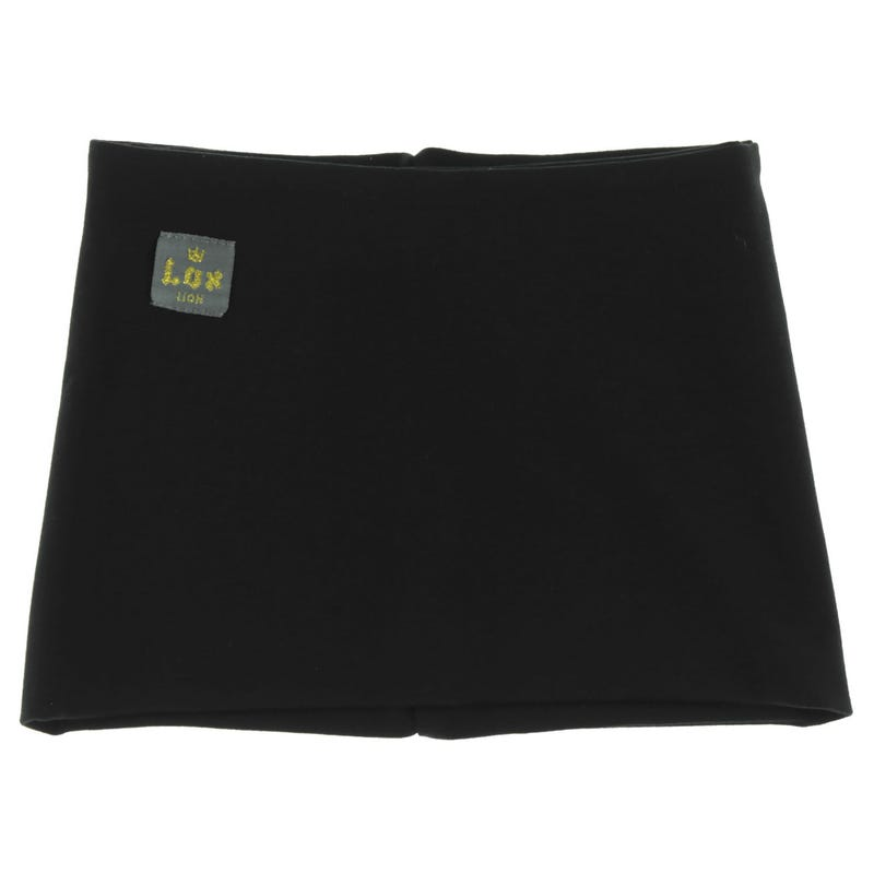 Cache-cou PDR Noir 4-10 ans