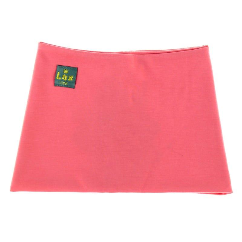 Pink PDR Neckwarmer 4-10y