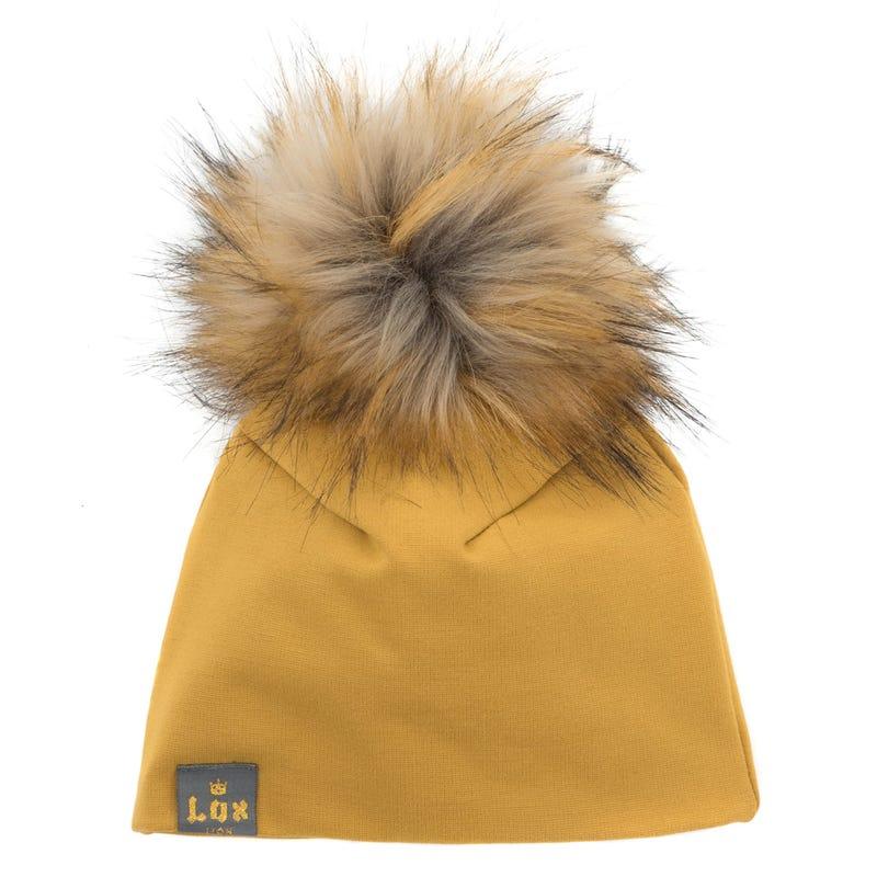 Origin Hat 1-10y - Mustard