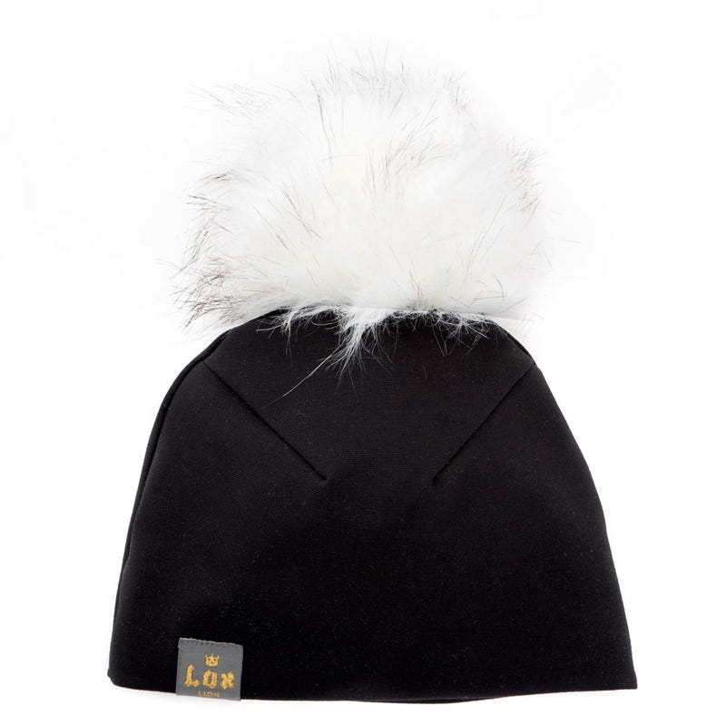 3 Seasons Hat Pdr Black 1-10y