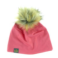 3 Seasons Hat Pink 0-12m