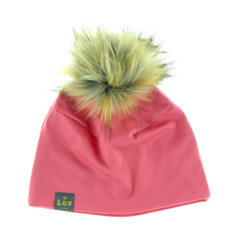 3 Seasons Hat Pink 0-12m