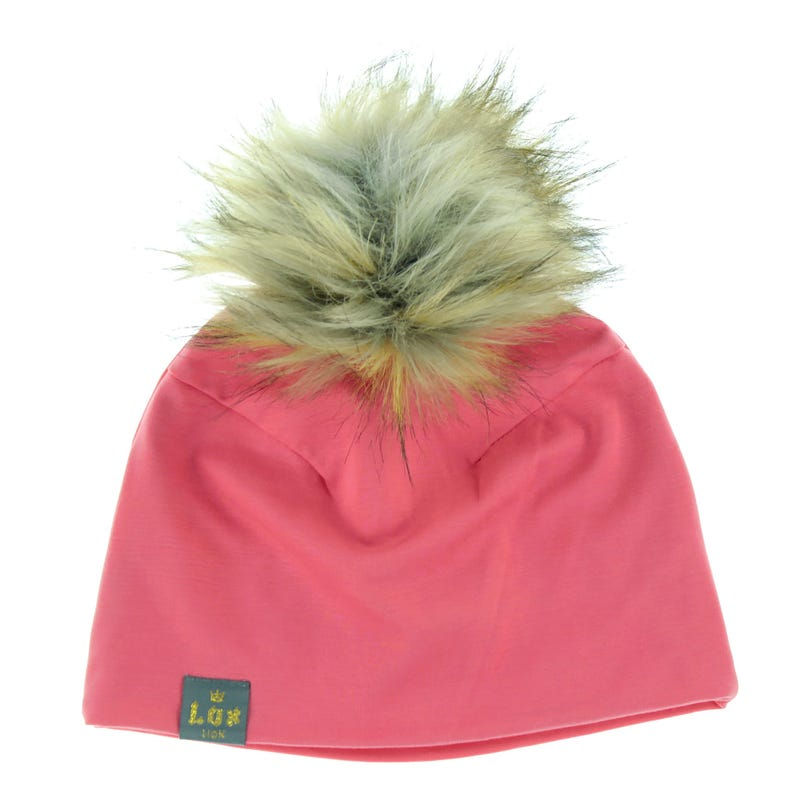 3 Seasons Hat PDR Pink 1-10y