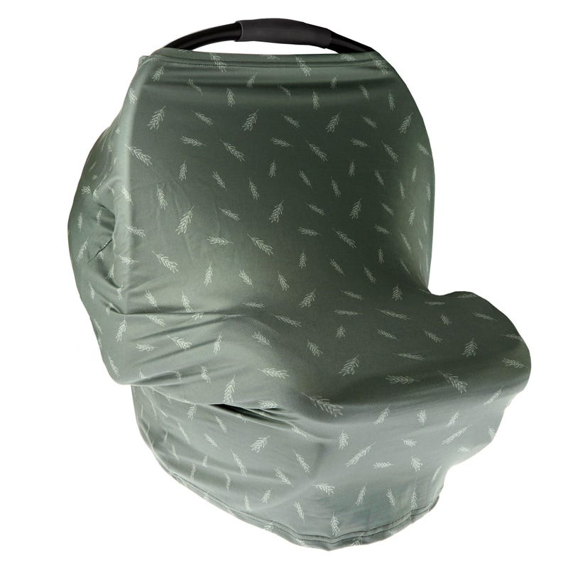 3 in 1 Car Seat Cover - Green