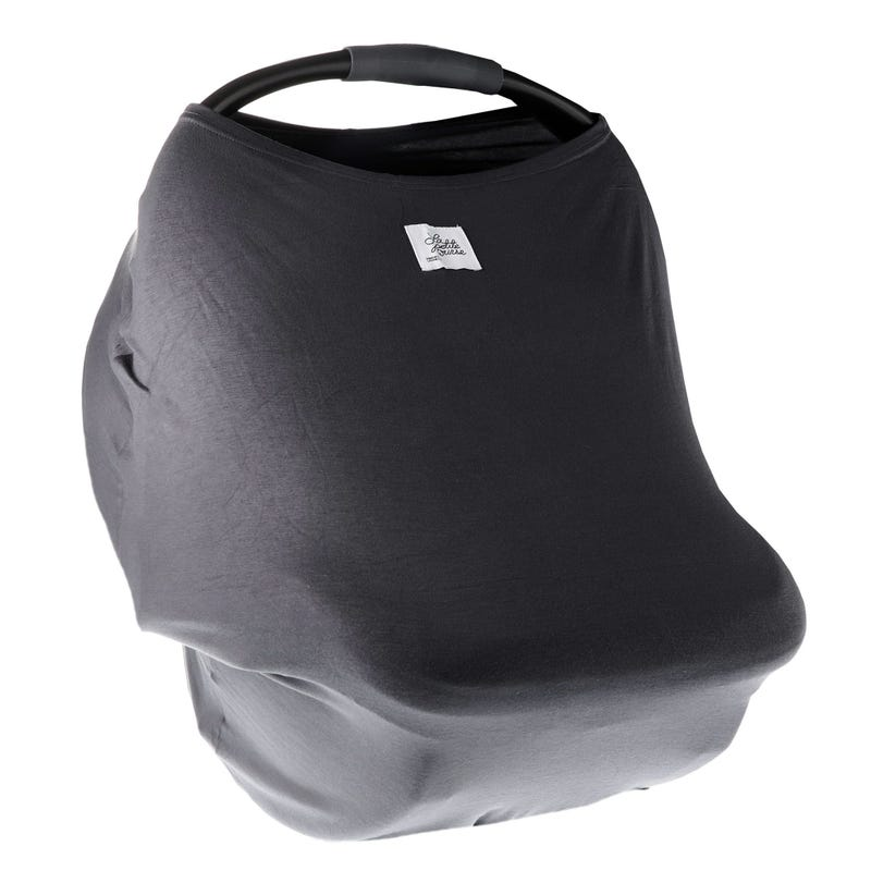 3 in 1 Car Seat Cover - Charcoal