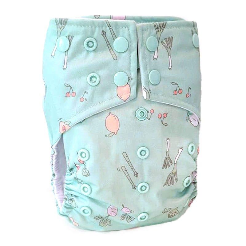 Cloth Diaper 10-35lb - Harvest